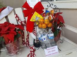 snack basket delivery snacks for the delivery driver online shoppers say yes