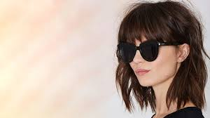 lob haircut with bangs 35 sexy long bob hairstyles you should try the trend spotter