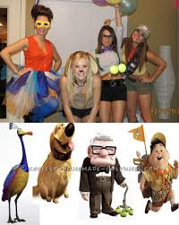 coolest up girls group costume group costumes group