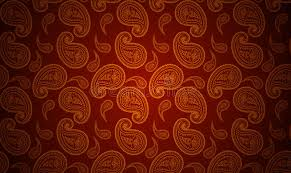 vector seamless paisley wallpaper royalty free stock photography