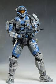 halo carter sixth scale action figure halo reach action figures