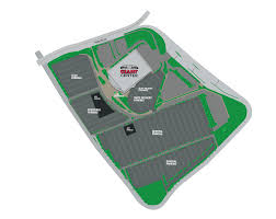 Hershey Pennsylvania Map Giant Center Parking Giant Center In Hershey Pa
