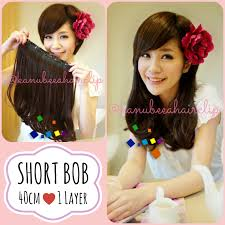 jual hair clip hair extension clip murah trendy hairstyles in the usa