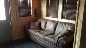 Stevens Blinds And Wallpaper Cabins And Campers For Rent