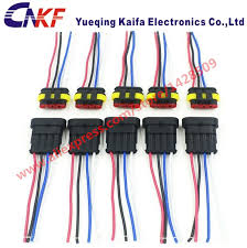 1 5 series 4 pin waterproof electrical automotive wiring