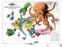 Europe Map 1914 World War 1 Map Of Europe Alliances Google Search Cool