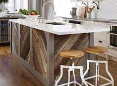 reclaimed wood kitchen island entrancing refurbished wood kitchen island with white granite