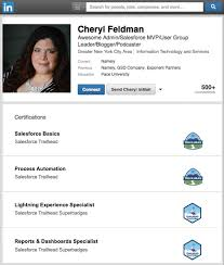 Resume Sample Journalist by Reinvent Your Resume With Trailhead Superbadges Salesforce Blog