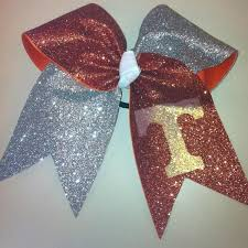 cheer bows uk cheer bows xpress on tayyy j tennessee bow bad photo