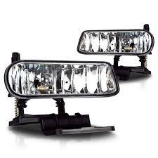 2001 chevy silverado fog lights case for chevrolet silverado 3500 2000 2001 fog light halogen fog