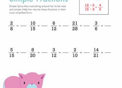 4th grade fractions worksheets u0026 free printables education com