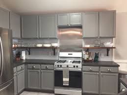 Lowes Kitchen Tile Backsplash by Kitchen Backsplash Behind Stove Stainless Steel Backsplash