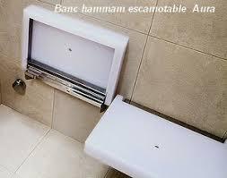 siege de escamotable sièges escamotables pour hammam idéal pour transformer une