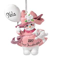 personalized sweet grandson ornament kimball