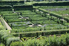 the ornamental garden second salon chateau and gardens of