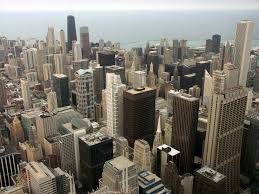 Sears Tower by File Chicago Blick Vom Sears Tower Jpg Wikimedia Commons