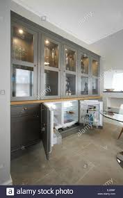 Display Kitchen Cabinets Simple Floor To Ceiling Kitchen Cabinets Uk With Decor Pertaining