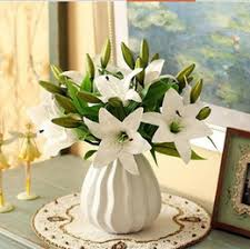Lily Vases Wholesale Uk Dropshipping Silk White Lily Wholesale Uk Free Uk Delivery On