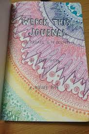 Journal Design Ideas Best 25 Wreck This Journal Cover Ideas On Pinterest Wreck This