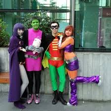 Superhero Halloween Costumes Teenage Girls 25 Teen Titans Costumes Ideas Teen Titans