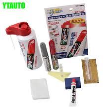 mercedes paint repair shop car scratch repair pen auto paint pen with tools for
