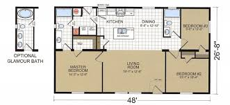 Champion Modular Homes Floor Plans by Champion New Beginnings 4483b Ziegler Homes