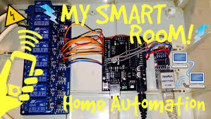 my smart room home automation system youtube
