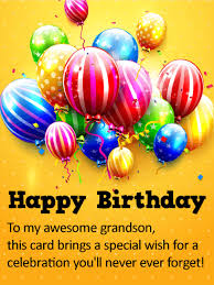 to my card birthday cards for grandson birthday greeting cards by davia