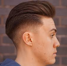 undercut slick back receding hairline 30 best hairstyles for men with thin hair