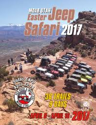 jeep easter bunny easter jeep safari 2017 magazine by red rock 4 wheelers issuu