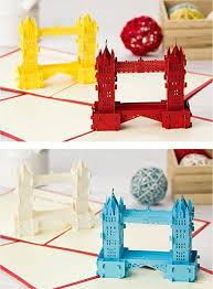 buy made4u yellow crane tower the kirigami papercraft 3d pop up