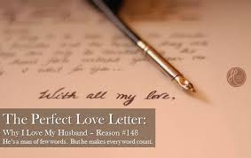 the perfect love letter u0026 link up happy wives club