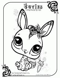 download coloring pages littlest pet shop coloring pages