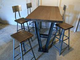wall mounted pub table awesome wall mounted bar table pertaining to provide home