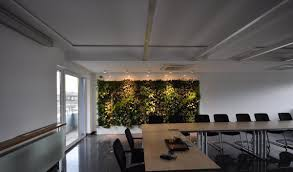 indoor green facade bioclimatic livepanel pflanzenwand