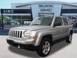used 2011 jeep patriot 4wd 4dr latitude warren oh sims nissan