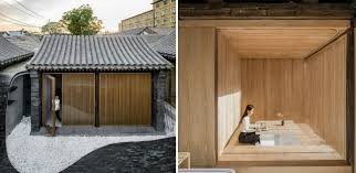 Arch Studio by This Mind Blowing Home U0027s Undulating Courtyard Lifts Up To Form