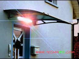 tettoie per porte esterne tettoie e pensiline per ingresso