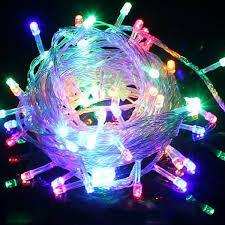 cheap led light 32ft 100 led bulbs fairy light string holiday led
