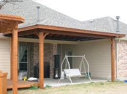 Free Patio Cover Blueprints Best 25 Patio Roof Ideas On Pinterest Covered Patio Diy Shed