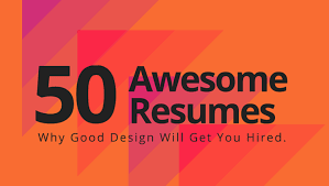 resume stand out 50 offbeat resumes that stand out from the pack holy kaw