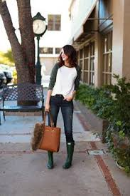 black friday deals on hunter boots red hunter wellies and a plaid scarf for a cozy casual day