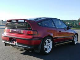 honda jdm jdm glass top 1990 honda crx sir in virginia bring a trailer