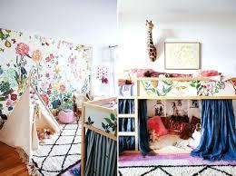 Inspiration Chambre Fille - decorer chambre fille inspiration deco chambre enfant folk boheme