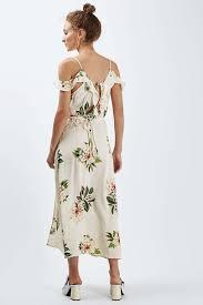 topshop dress topshop floral dress pattison
