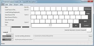 microsoft keyboard layout designer editing windows custom keyboard layouts ilg the geek s blog
