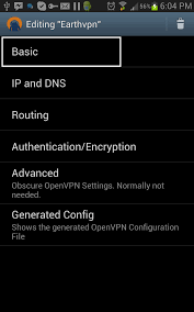 configure openvpn on android vpn pptp sstp l2tp and