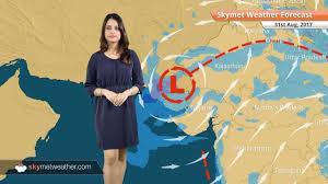 Travel Weather Map Weather Forecast For Aug 31 Mumbai Rains To Recede Rain In Delhi