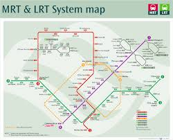 Manhattan Map Subway by Singapore Subway Map My Blog
