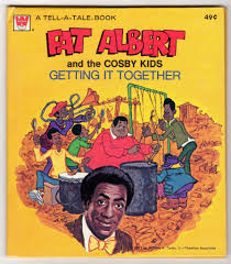 bill cosby thanksgiving fat albert and the cosby kids cartoon the museum of uncut funk